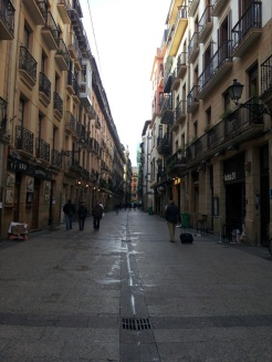 Calle 31 de agosto, Donostia