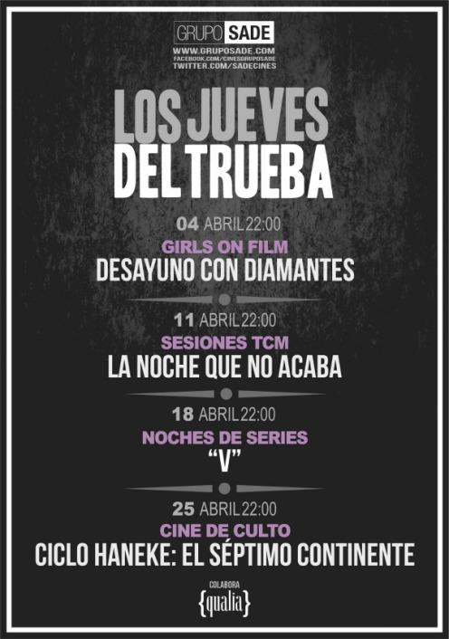 donostia_subterranea_los_jueves_del_trueba_cartel